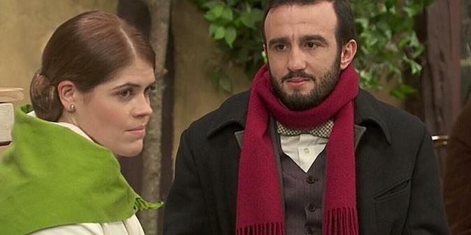 Il Segreto, anticipazioni puntata serale 15 settembre: Camila incinta, Onesimo pazzo di Elodia