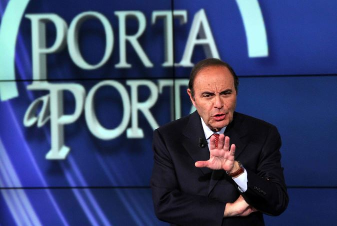 Porta a Porta, da oggi 12 settembre la 22esima edizione con Bruno Vespa