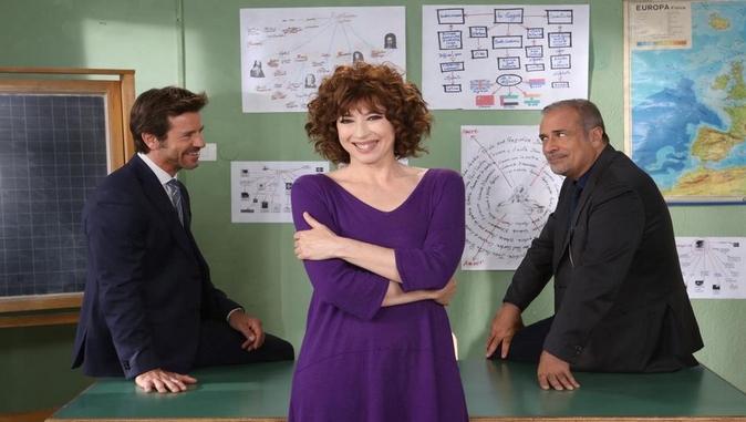 Provaci ancora Prof, anticipazioni e trama prima puntata 14 settembre: Veronica Pivetti torna su Rai1