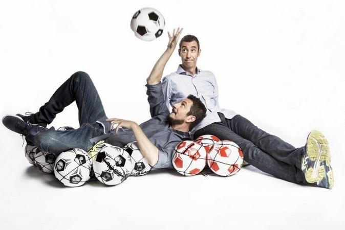 Luca e Paolo, anticipazioni Quelli che il calcio
