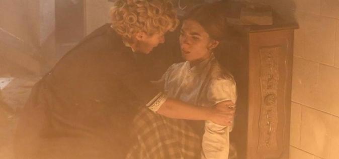 Una Vita, anticipazioni dal 4 all'8 settembre: Cayetana sfigurata dall'incendio, le trame
