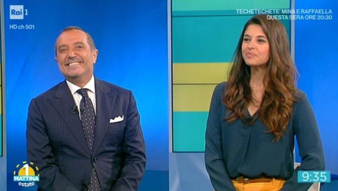UnoMattina, anticipazioni: lunedì 11 settembre, torna con Franco Di Mare e Benedetta Rinaldi