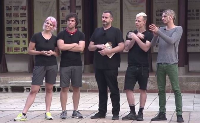 Pechino Express 2017, riassunto sesta puntata: Amici e Compositori in sfida, lite e poi pace tra i Modaioli [VIDEO]