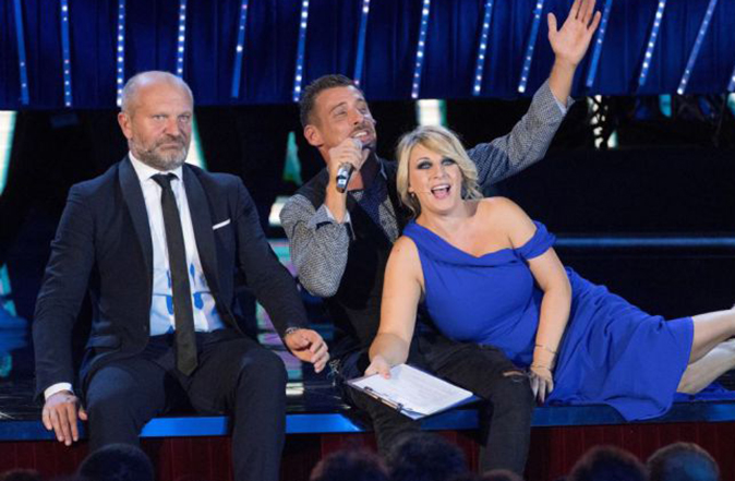 Big Show, ultima puntata con Andrea Pucci e Francesco Gabbani ospite