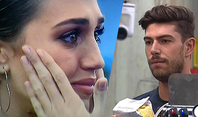 GF Vip 2017, Cecilia Rodriguez in lacrime: chiede ad Ignazio di stare insieme ma lui rifiuta [VIDEO]