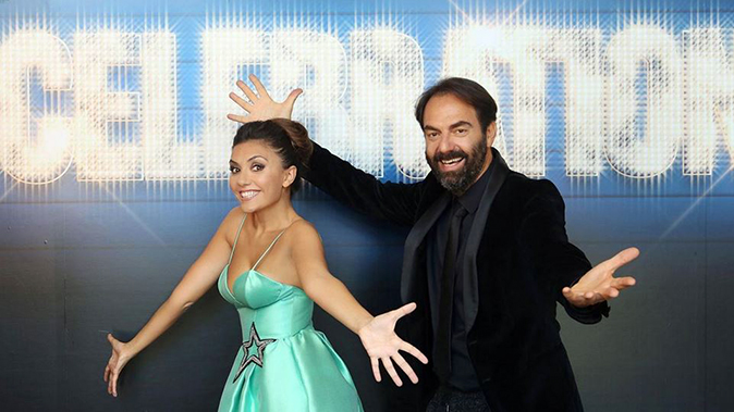 Celebration, anticipazioni del 28 ottobre: Lino Banfi e Alex Del Piero tra gli ospiti con Le Grandi Voci