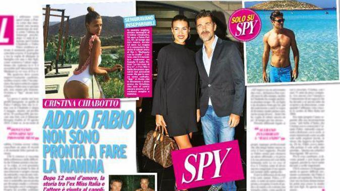 Fabio Fulco e Cristina Chiabotto, gossip