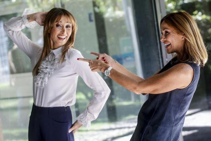 """Cristina e Benedetta Parodi, la loro Domenica In: """"Momenti di informazione alternati a quelli di spettacolo"""""""