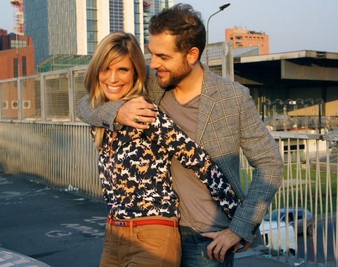 """Filippa Lagerback parla di Daniele Bossari al Grande Fratello Vip: """"Mi sono innamorata ancora di più!"""""""