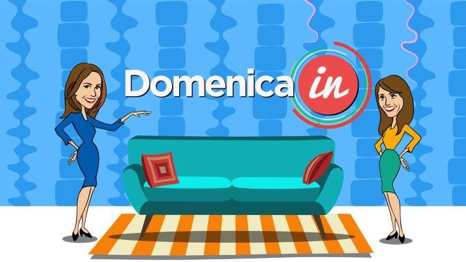 Domenica In con Cristina e Benedetta Parodi, anticipazioni 15 ottobre: Carla Fracci e Christian De Sica ospiti