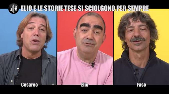 """Le Iene, Elio e Le Storie Tese si sciolgono per sempre: """"E' importante capire quando dire basta!"""" [VIDEO]"""