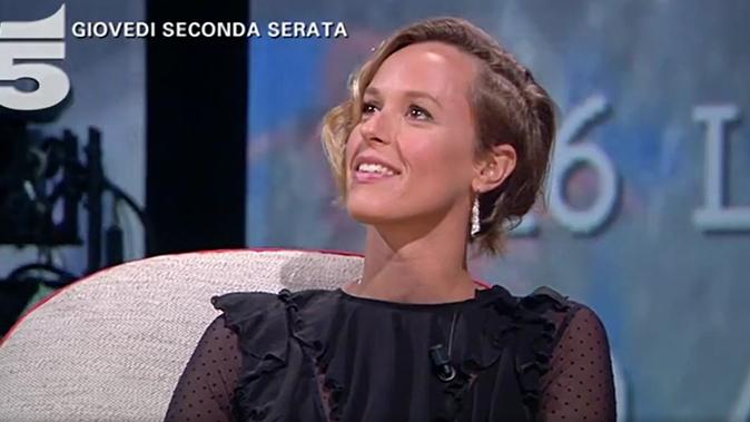 L'intervista, Federica Pellegrini si racconta: dalla bulimia agli attacchi di panico, anticipazioni 19 ottobre