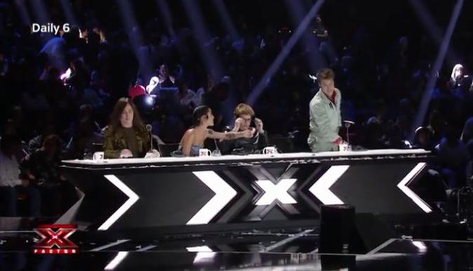 Fedez e Levante litigano ad X Factor