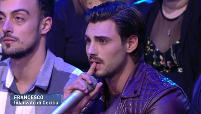 GF Vip 2017, Francesco Monte e la stoccata ad Ignazio Moser: crisi con Cecilia Rodriguez? [VIDEO]