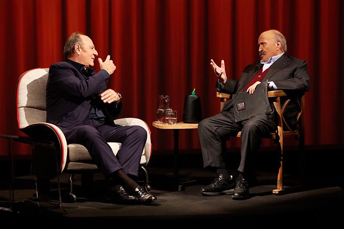 L'intervista, Gerry Scotti si racconta: il figlio Edoardo e la carriera TV, anticipazioni 26 ottobre