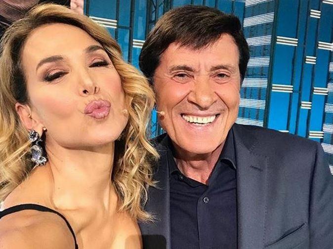 Barbara d'Urso e Domenica Live: record storico di ascolti con Gianni Morandi, Lemme e Marco Predolin