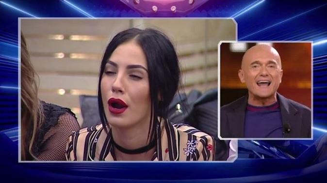 """Giulia De Lellis, Grande Fratello Vip: le pesanti accuse a Signorini """"Lui mi odia, Andrea me l'aveva detto!"""" [VIDEO]"""