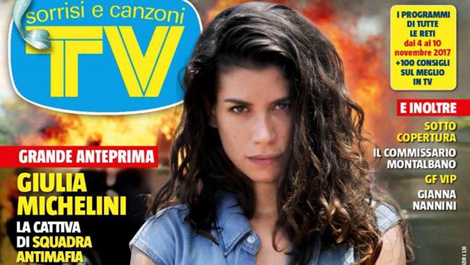 """Giulia Michelini racconta Rosy Abate: """"E' ripartita da zero e non sa se riprendersi Leonardino"""""""