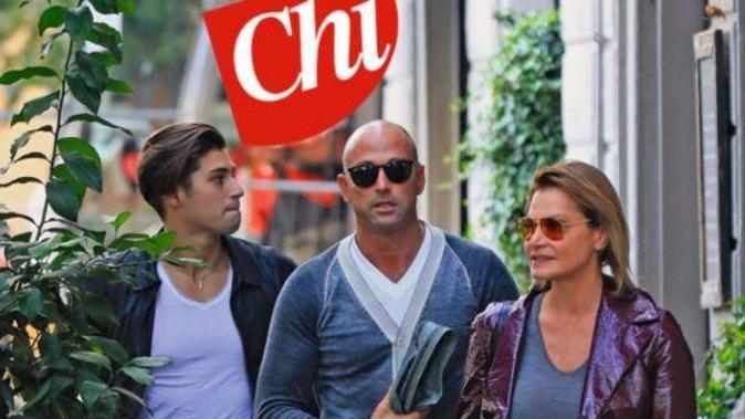 """Gossip, Stefano Bettarini e Simona Ventura ancora insieme per amore del figlio: """"Lo amiamo alla follia!"""""""