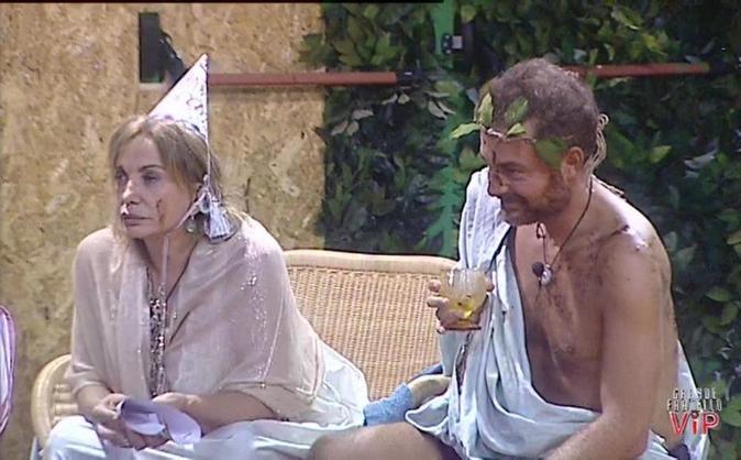 Grande Fratello Vip: il compleanno di Daniele Bossari e la paura di Giulia De Lellis, la mancanza di Damante