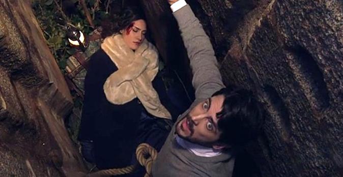 Il Segreto, anticipazioni puntata serale 27 ottobre: Camila dentro il pozzo, Francisca ricatta Fe