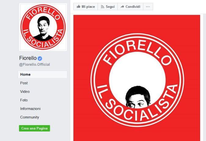 Fiorello, il nuovo radio show sperimentale Il Socialista in onda su Facebook: oggi il caso Weinstein