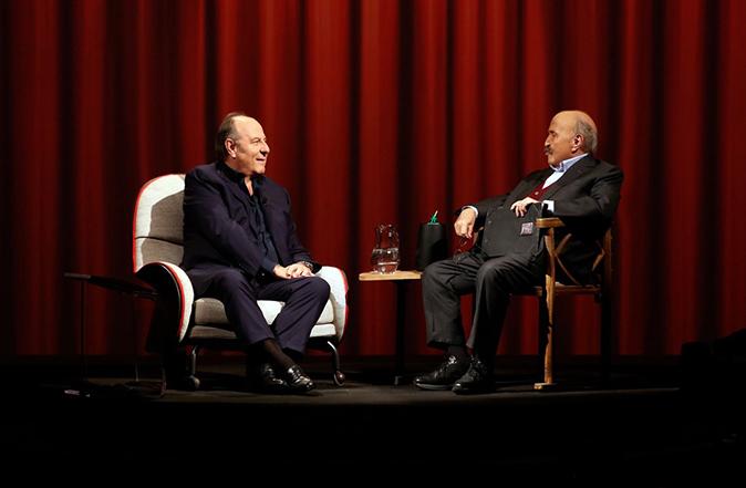 """Gerry Scotti, L'intervista: """"Weinstein è uno zozzone! Per Berlusconi ero un ragioniere di Brianza"""" [VIDEO]"""