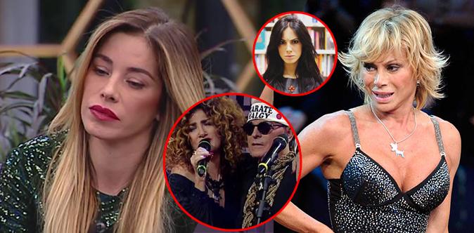Grande Fratello Vip 2017, nuova gaffe di Giulia: scambia Marcella per Mina, le nomination [VIDEO]