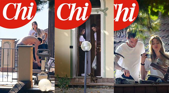 """Gossip News, Soleil Sorge e Marco Cartasegna stanno insieme: le foto di """"Chi"""" non lasciano dubbi"""