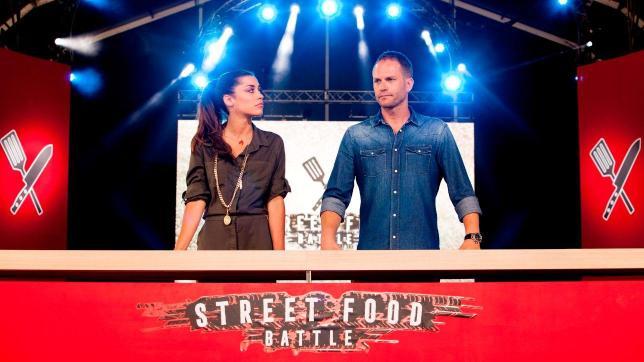 Street Food Battle, anticipazioni 12 ottobre 2017: Simone Rugiati e Ludovica Frasca nel nuovo cooking show di Italia 1