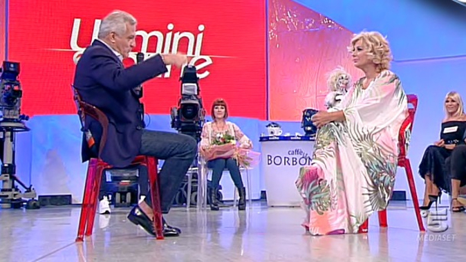 Tina Cipollari, trono over Uomini e donne