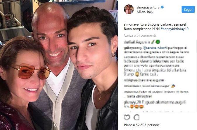 Gossip News: Simona Ventura e Stefano Bettarini di nuovo insieme per il figlio Niccolò