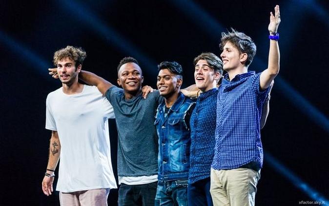 X Factor 2017, Bootcamp: ecco chi ha passato il turno, Under Uomini e Fedez e Gruppi di Manuel Agnelli