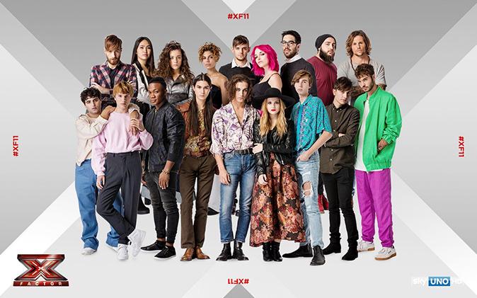 X Factor 2017, anticipazioni Live Show 26 ottobre: concorrenti, categorie, giudici ed ospiti
