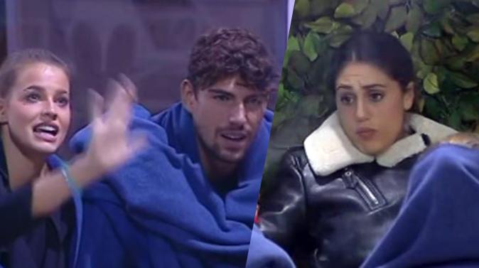 GF Vip 2, Cecilia e Ignazio: la Rodriguez pazza di gelosia, scenata per colpa di Ivana (Video)