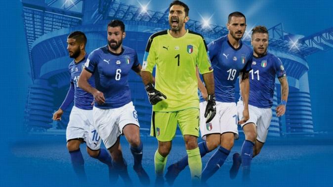 Calcio in Tv: Italia-Svezia oggi 13 novembre, diretta tv e streaming, ultima occasione per i Mondiali 2018