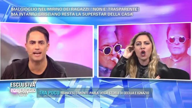 """GF Vip 2, Lisa Fusco contro Giulia De Lellis e le sue fan: """"Mafiosa, chi la segue è una bimbamin*ia"""" (VIDEO)"""