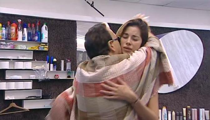 Aida e Cristiano, GF Vip 2: la showgirl e il paroliere fanno la pace dopo la nomination (Video)