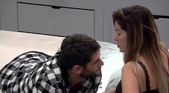 Aida e Jeremias, GF Vip 2: nuovi approcci nella notte, Geppy entra nella Casa come Francesco Monte?