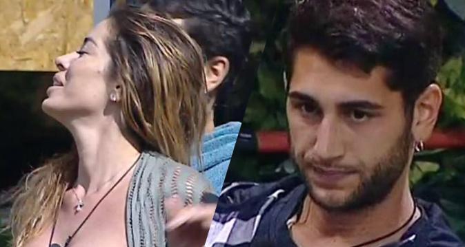 Grande Fratello Vip, Aida Yespica si lamenta del fidanzato assente: Jeremias Rodriguez resta in silenzio
