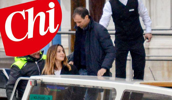 Gossip News, Ambra Angiolini e Massimiliano Allegri: 'luna di miele' a Venezia e presentazioni in famiglia