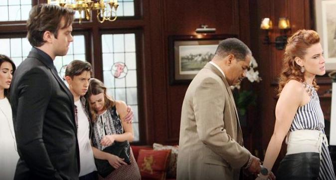 Beautiful, anticipazioni dal 27 novembre al 2 dicembre: Brooke torna con Bill, Ridge è disperato
