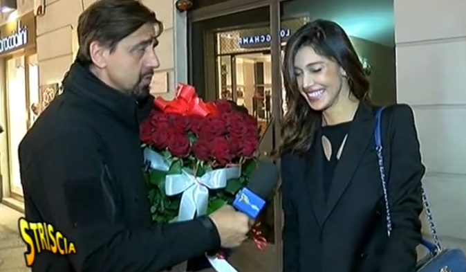 Belen Rodriguez e il Tapiro d'Oro: smentisce la rottura con Iannone e replica alle polemiche social – VIDEO