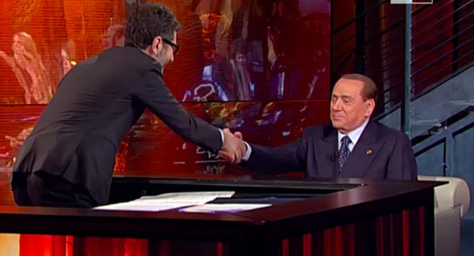 Che tempo che fa, anticipazioni 26 novembre: Silvio Berlusconi e Gianna Nannini tra gli ospiti