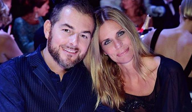 Daniele Bossari e Filippa Lagerback non si sposano più l'8 giugno: ecco la nuova data del matrimonio