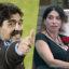 Carmen Di Pietro e Maradona