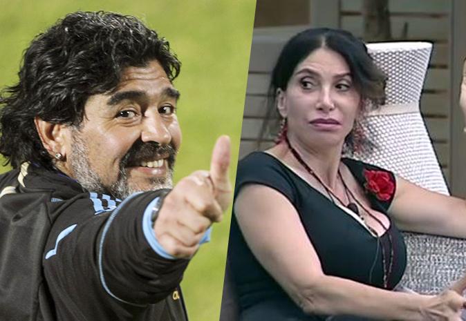Carmen Di Pietro, rivelazione shock: 'Sono stata l'amante di Diego Armando Maradona'