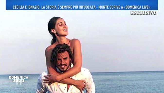 GF Vip 2, Francesco Monte scrive a Barbara d'Urso: Cecilia vuole andare da lui (Video)