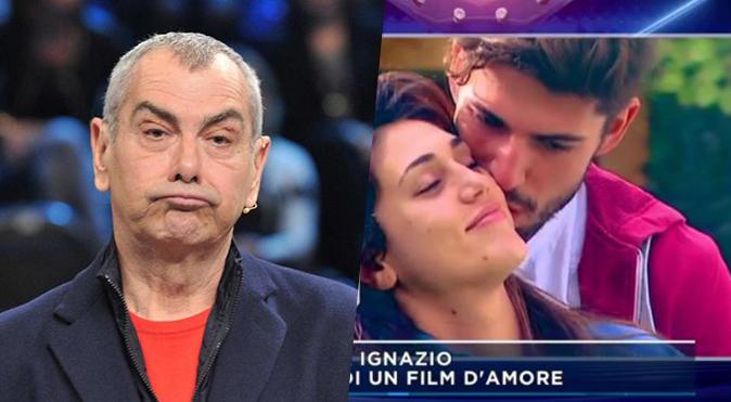 GF Vip 2, Cecilia e Ignazio: la Rodriguez pazza d'amore, le strane previsioni di Luca Giurato