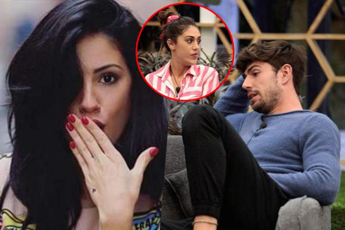 GF Vip 2, Ignazio in paranoia si confida con Giulia: 'Forse Cecilia ha fatto l'amore con Monte…'